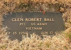 PFC Glen Robert Ball