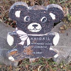 Abigail Kimberly Hope <i>Ba....</i> Church