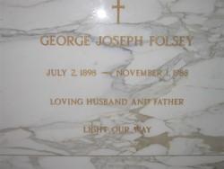 George Joseph Folsey
