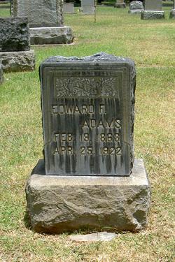 Edward F. Adams