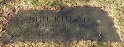 Frances Johnston <i>Ward</i> Birckhead