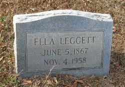 Ella <i>Thames</i> Leggett
