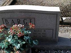Marie H. Barge