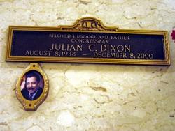Julian Carey Dixon