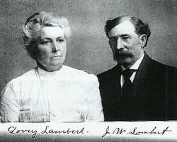 Lovey <i>Chadbourne</i> Lambert