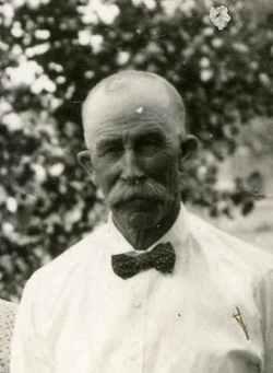 Albert Leslie Antram