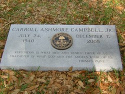 Carroll Ashmore Campbell, Jr