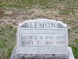 George M. Lemon