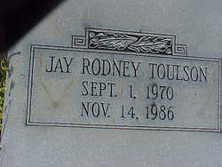 Jay Rodney Toulson