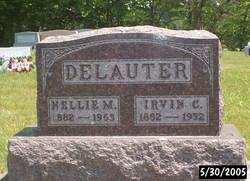 Irvin C Delauter