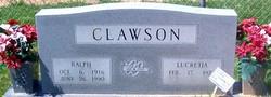 James Ralph Clawson
