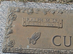 Ralph Memory Currin, Sr