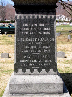 Dorothy Elizabeth <i>Salmon</i> Hulse