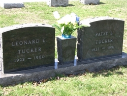 Leonard E. Tucker