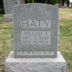 William A. Baty