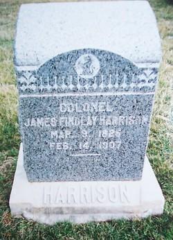 Col James Findlay Harrison