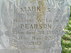 Mark Sidney Pearson