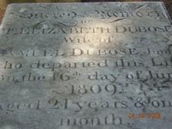 Elizabeth Dubose