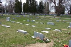 Twin Falls Cemetery