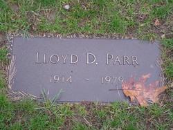 Lloyd Dart Parr