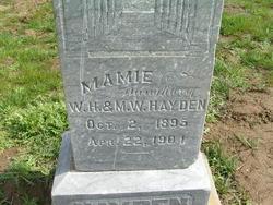 Mamie Hayden