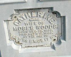 Catherine Woods