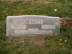 Emily Evelyn Emma <i>Reeves</i> Bradley