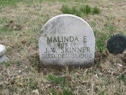 Malinda E. <i>Earl</i> Skinner