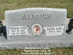 Kathy Anne Aldrich