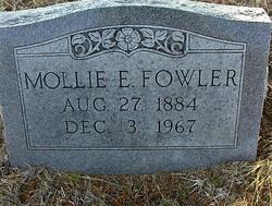Mollie Eoline <i>King</i> Fowler