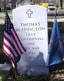 Lieut Thomas Buffington