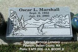 Oscar Lawrence Marshall