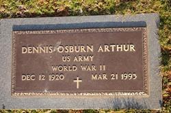 Dennis Osburn Arthur