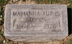 Marianna <i>Burns</i> Stoops