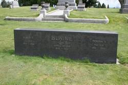 Elbert F. Blaine