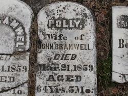 Mary Polly <i>Underwood</i> Bramwell