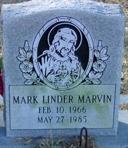 Mark Linder Marvin
