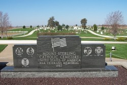 Mount Sterling Catholic Cemetery
