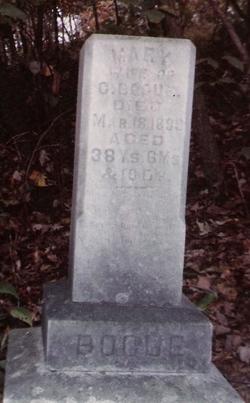Mary Catherine <i>Neldon</i> Bogue