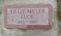 Lillis <i>Miller</i> Luce
