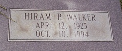 Hiram Permenter Walker