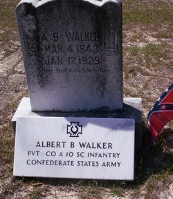 Albert Brice Walker