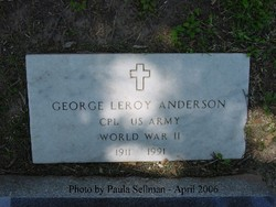 George Leroy Anderson