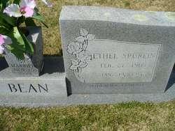 Ethel Spurlin Bean