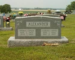 Florence Williams <i>Hovey</i> Alexander
