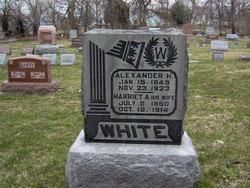 Harriet A. White