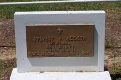 Sylvest F Acosta