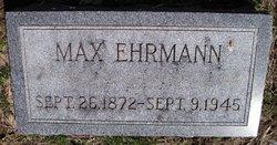 Max Ehrmann