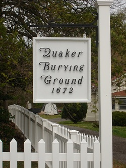 Quaker Burying Ground