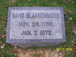 David Blankenbaker